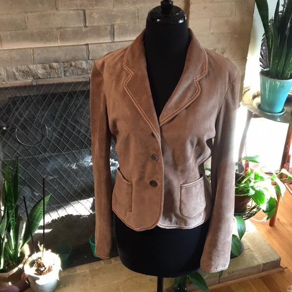 June Jackets & Blazers - Super Soft Suede Jacket